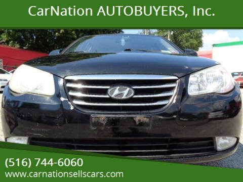 2010 Hyundai Elantra for sale at CarNation AUTOBUYERS, Inc. in Rockville Centre NY