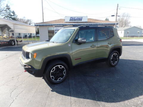 2015 Jeep Renegade for sale at DeLong Auto Group in Tipton IN