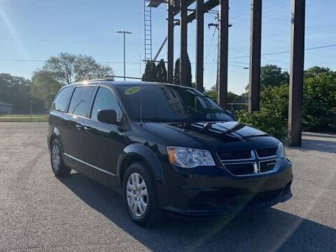 2018 Dodge Grand Caravan for sale at Betten Baker Preowned Center in Twin Lake MI