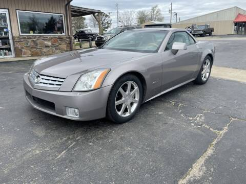 2005 Cadillac XLR for sale at EAGLE ROCK AUTO SALES in Eagle Rock MO