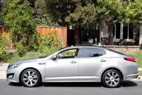 2013 Kia Optima for sale at California Diversified Venture in Livermore CA