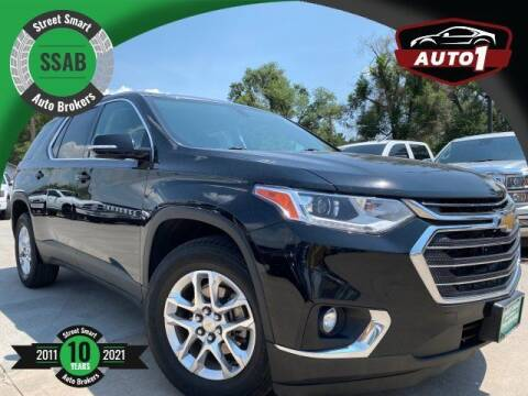 2018 Chevrolet Traverse for sale at Street Smart Auto Brokers in Colorado Springs CO