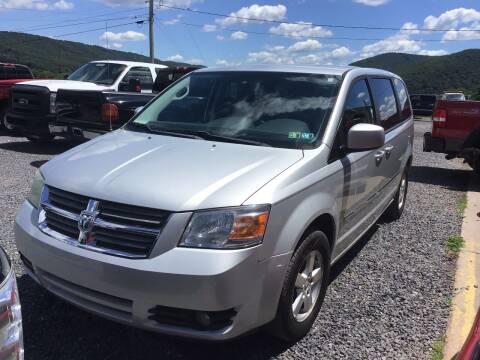 2008 Dodge Grand Caravan for sale at Troys Auto Sales in Dornsife PA