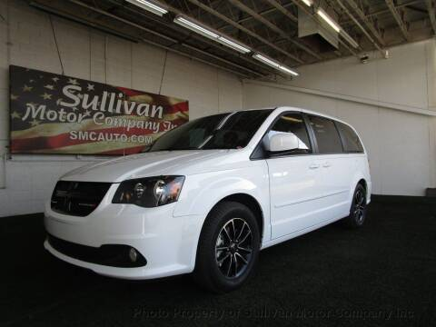 2016 Dodge Grand Caravan for sale at SULLIVAN MOTOR COMPANY INC. in Mesa AZ