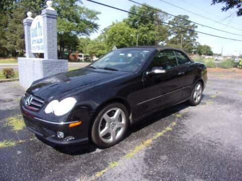 2007 Mercedes-Benz CLK for sale at Good To Go Auto Sales in Mcdonough GA