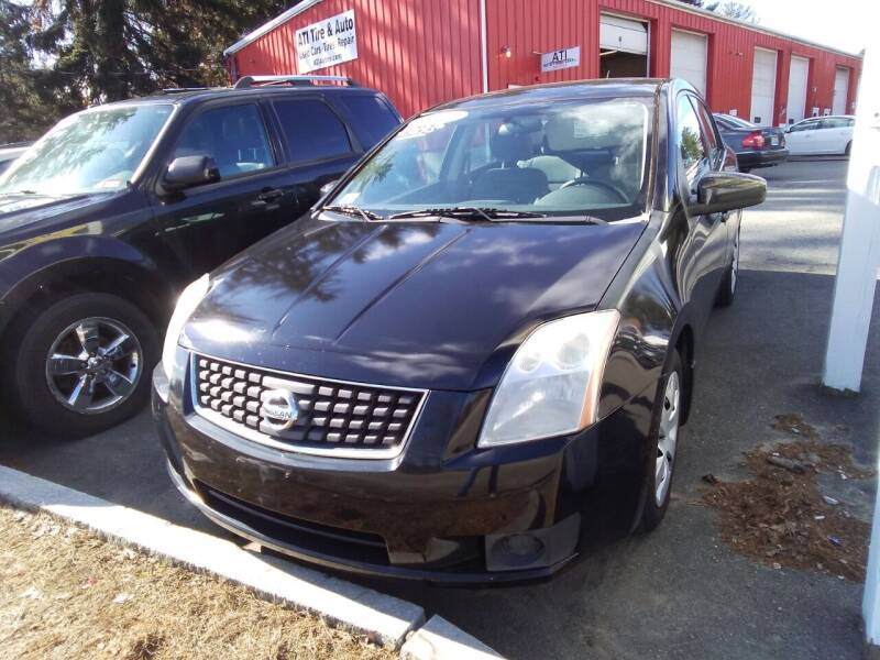 2007 Nissan Sentra for sale at ATI Automotive & Used Cars Inc. in Plaistow NH