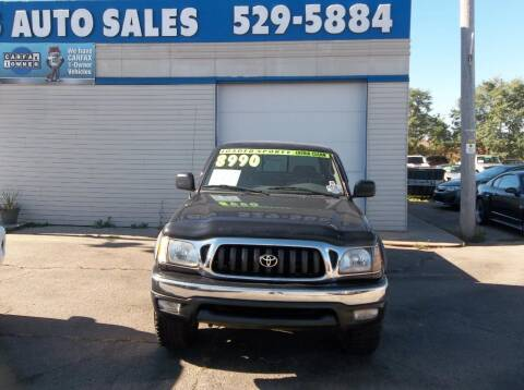 2003 Toyota Tacoma for sale at Highway 100 & Loomis Road Sales in Franklin WI