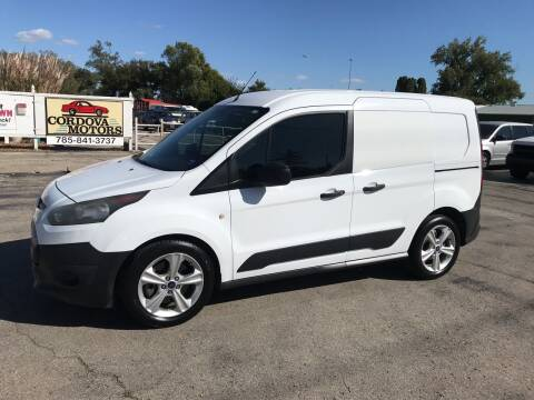 2014 Ford Transit Connect Cargo for sale at Cordova Motors in Lawrence KS