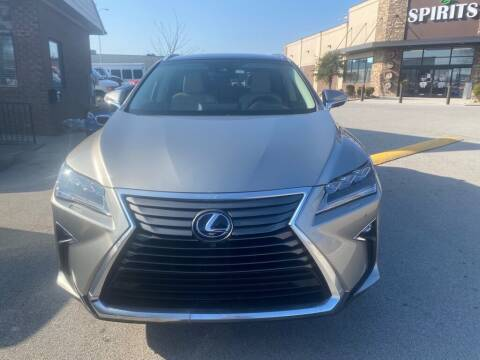 2017 Lexus RX 450h for sale at Z Motors in Chattanooga TN