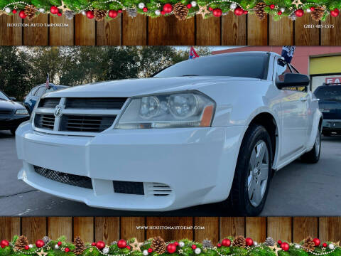 2010 Dodge Avenger for sale at Houston Auto Emporium in Houston TX