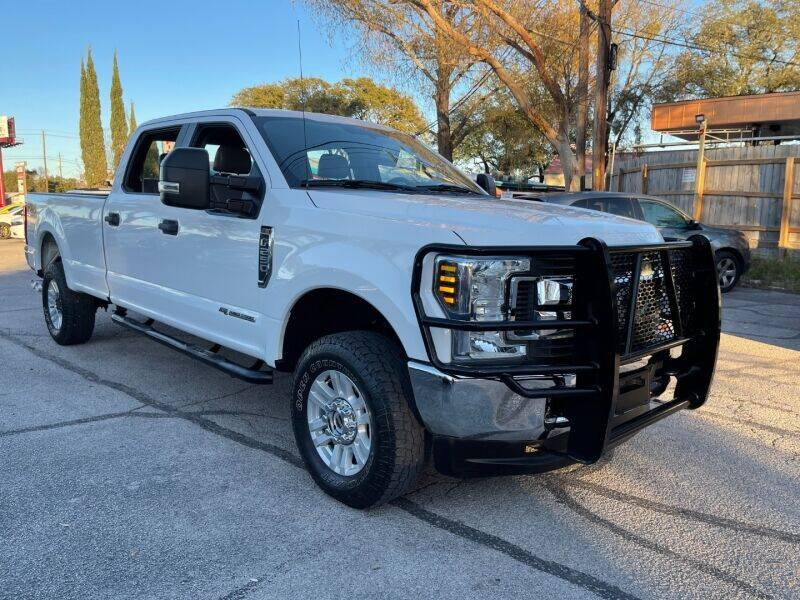 2018 Ford F-250 Super Duty for sale at AWESOME CARS LLC in Austin TX