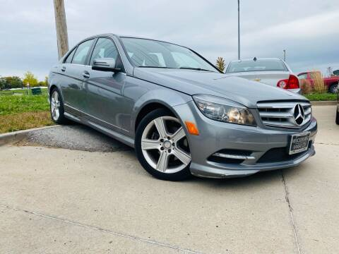 2011 Mercedes-Benz C-Class for sale at Midwest Autopark in Kansas City MO
