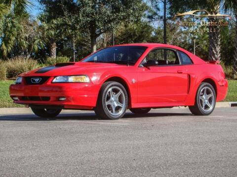 1999 Ford Mustang for sale at SURVIVOR CLASSIC CAR SERVICES in Palmetto FL