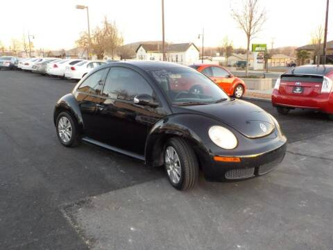 2008 Volkswagen New Beetle for sale at Robert Judd Auto Sales in Washington UT