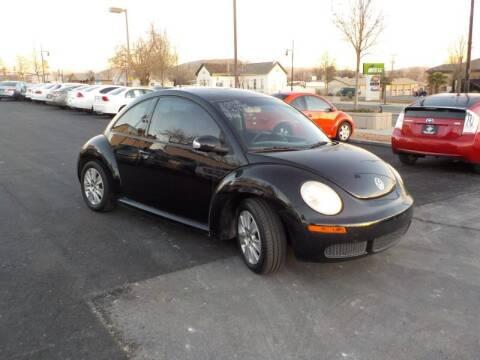 2008 Volkswagen New Beetle for sale at Robert Judd Auto Sales in Washington UT