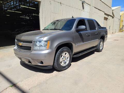 2009 Chevrolet Avalanche for sale at NEW UNION FLEET SERVICES LLC in Goodyear AZ