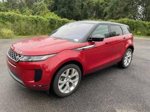 2020 Land Rover Range Rover Evoque for sale at JOE BULLARD USED CARS in Mobile AL