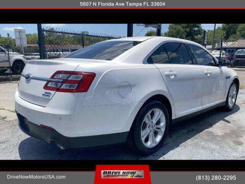2013 Ford Taurus for sale at Drive Now Motors USA in Tampa FL