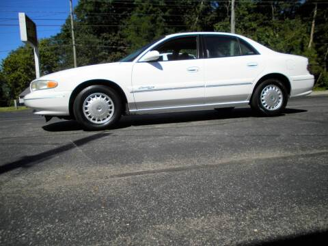 2000 Buick Century for sale at Auto Brite Auto Sales in Perry OH