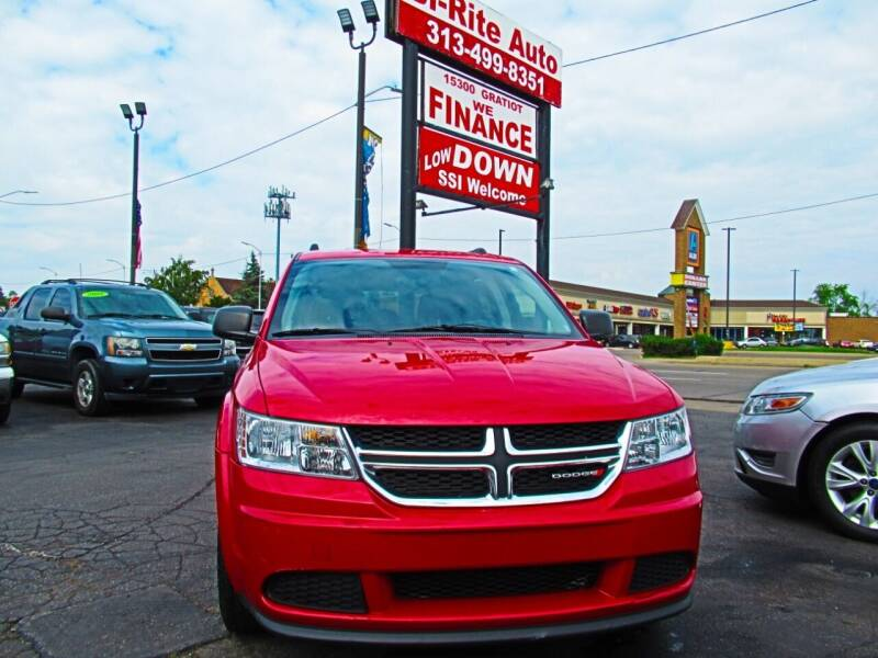 2014 Dodge Journey for sale in Clinton Township, MI
