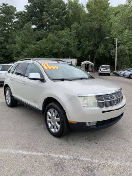 2007 Lincoln MKX for sale at Auto Bella Inc. in Clayton NC