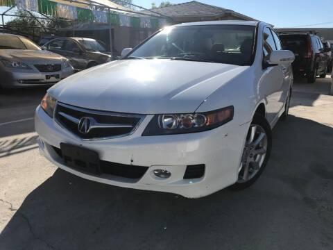 2008 Acura TSX for sale at Vtek Motorsports in El Cajon CA