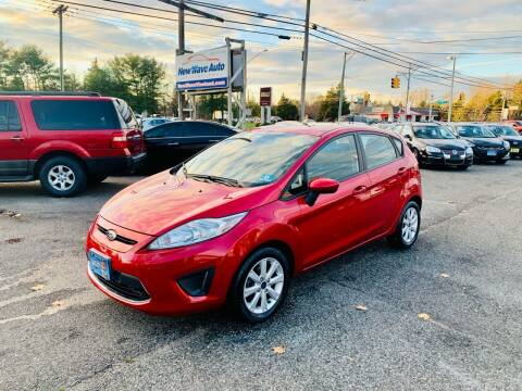 2011 Ford Fiesta for sale at New Wave Auto of Vineland in Vineland NJ