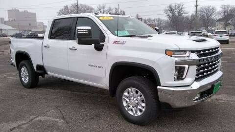 2021 Chevrolet Silverado 3500HD for sale at Unzen Motors in Milbank SD