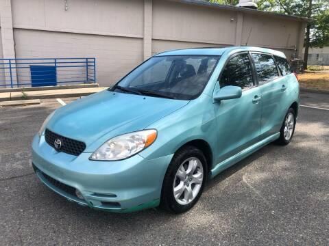 2004 Toyota Matrix for sale at South Tacoma Motors Inc in Tacoma WA