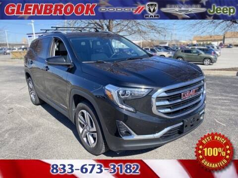2018 GMC Terrain for sale at Glenbrook Dodge Chrysler Jeep Ram and Fiat in Fort Wayne IN