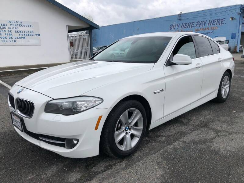2011 BMW 5 Series for sale at All Cars & Trucks in North Highlands CA
