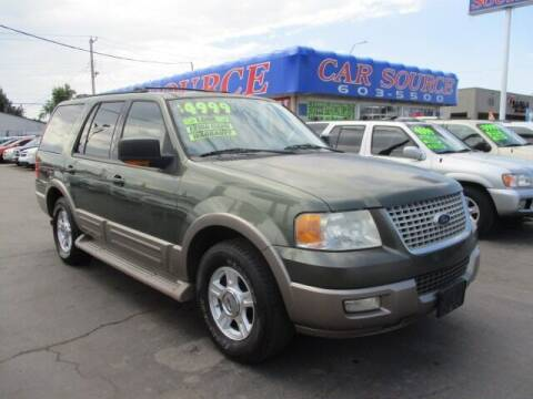 2004 Ford Expedition for sale at CAR SOURCE OKC in Oklahoma City OK