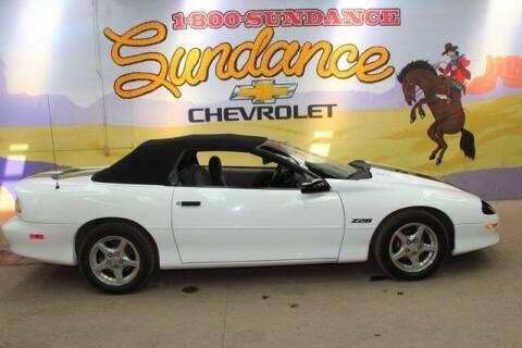 1995 Chevrolet Camaro for sale at Sundance Chevrolet in Grand Ledge MI