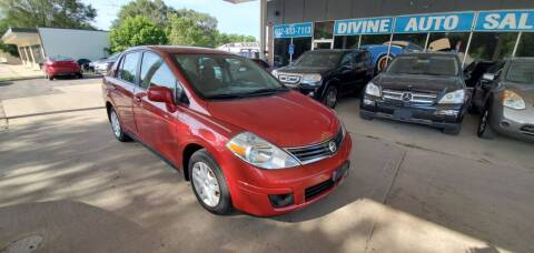 2011 Nissan Versa for sale at Divine Auto Sales LLC in Omaha NE