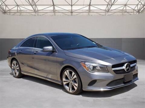 2018 Mercedes-Benz CLA for sale at Gregg Orr Pre-Owned Shreveport in Shreveport LA