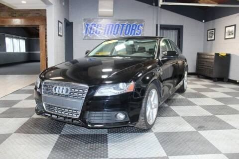2011 Audi A4 for sale at TCC Motors in Farmington Hills MI