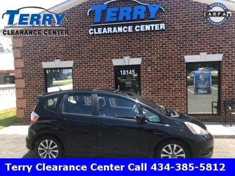 2012 Honda Fit for sale at Terry Clearance Center in Lynchburg VA