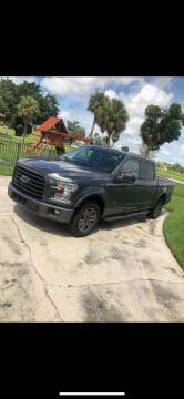 2015 Ford F-150 for sale at Auction Direct Plus in Miami FL