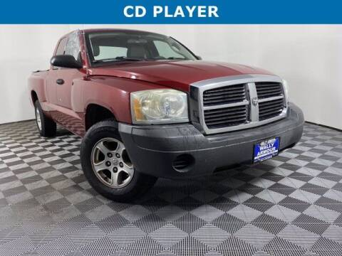 2007 Dodge Dakota for sale at GotJobNeedCar.com in Alliance OH