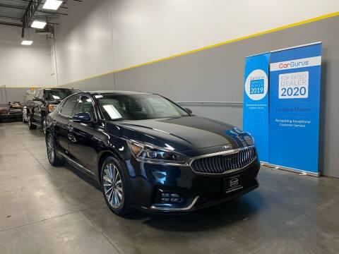 2017 Kia Cadenza for sale at Loudoun Motors in Sterling VA