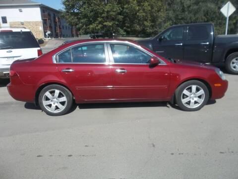 2008 Kia Optima for sale at A Plus Auto Sales in Sioux Falls SD