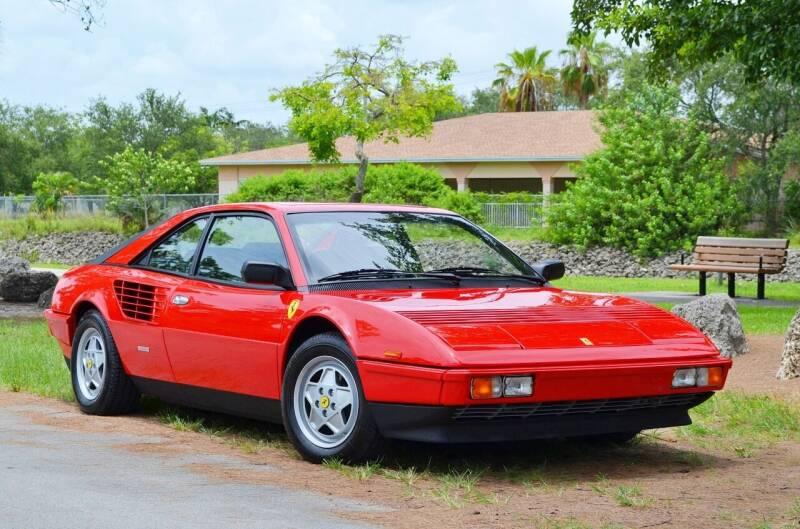 1984 Ferrari Mondial Cabriolet for sale in Miami, FL