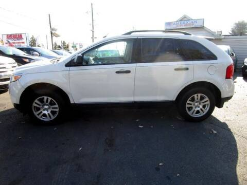 2011 Ford Edge for sale at American Auto Group Now in Maple Shade NJ