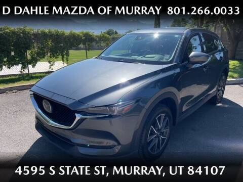 2018 Mazda CX-5 for sale at D DAHLE MAZDA OF MURRAY in Salt Lake City UT