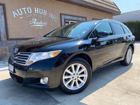2011 Toyota Venza for sale at Auto Hub, Inc. in Anaheim CA