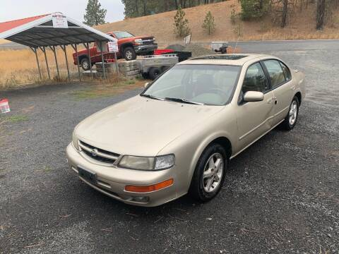 1999 Nissan Maxima for sale at CARLSON'S USED CARS in Troy ID