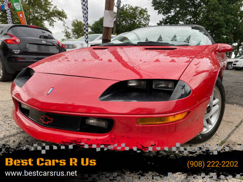 1996 Chevrolet Camaro for sale at Best Cars R Us in Plainfield NJ
