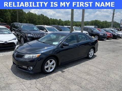 2014 Toyota Camry for sale at Billy Ballew Motorsports in Dawsonville GA