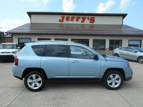 2014 Jeep Compass for sale at Jerry's Auto Mart in Uhrichsville OH