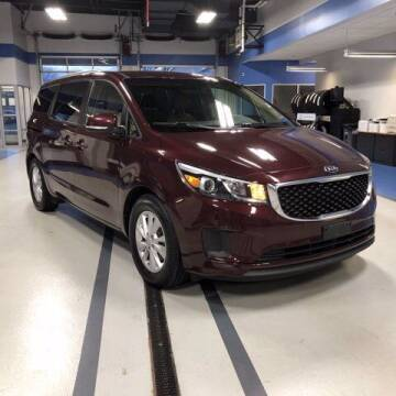 2017 Kia Sedona for sale at Simply Better Auto in Troy NY